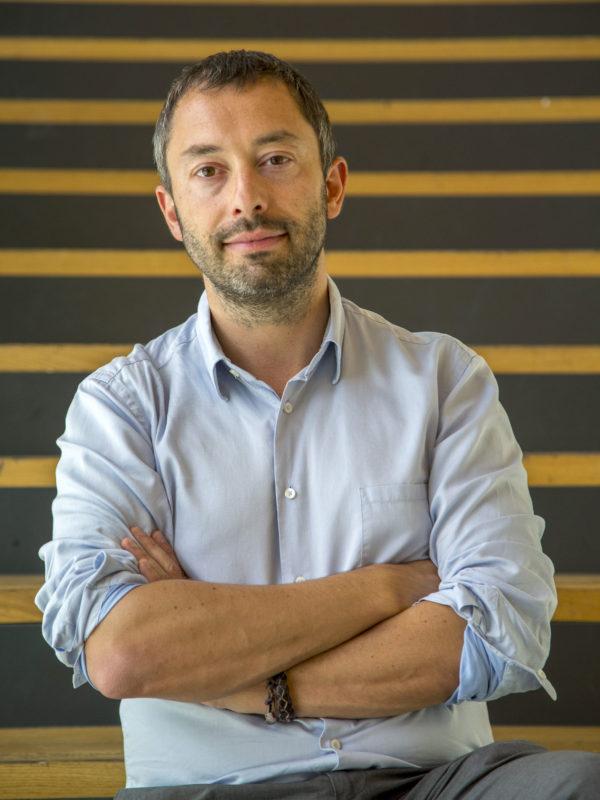 Portrait d' Olivier Bargain