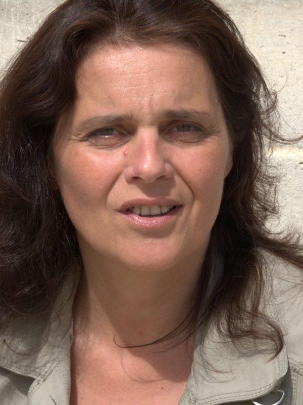 Portrait Isabelle Germain HD